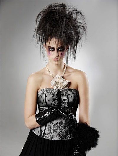 Latest-Halloween-Hairstyles-Ideas-2014-With-Pictures
